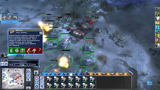 Star Wars Empire At War - Free Download Full Version PC ...
