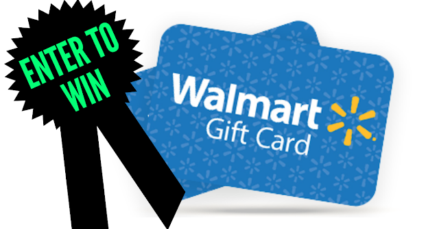 FREE Walmart Gift Card Giveaway - Enter to Win!