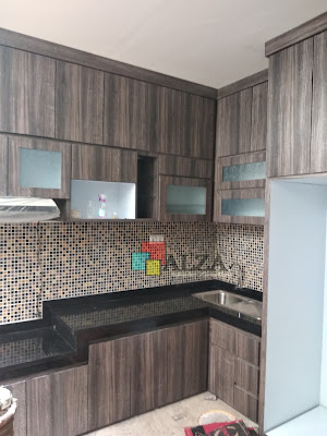 kitchen set sragen hpl