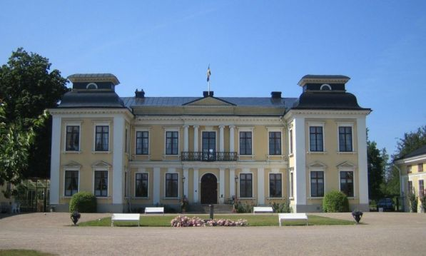 Skottorp, A Swedish Palace Is Up For Sale