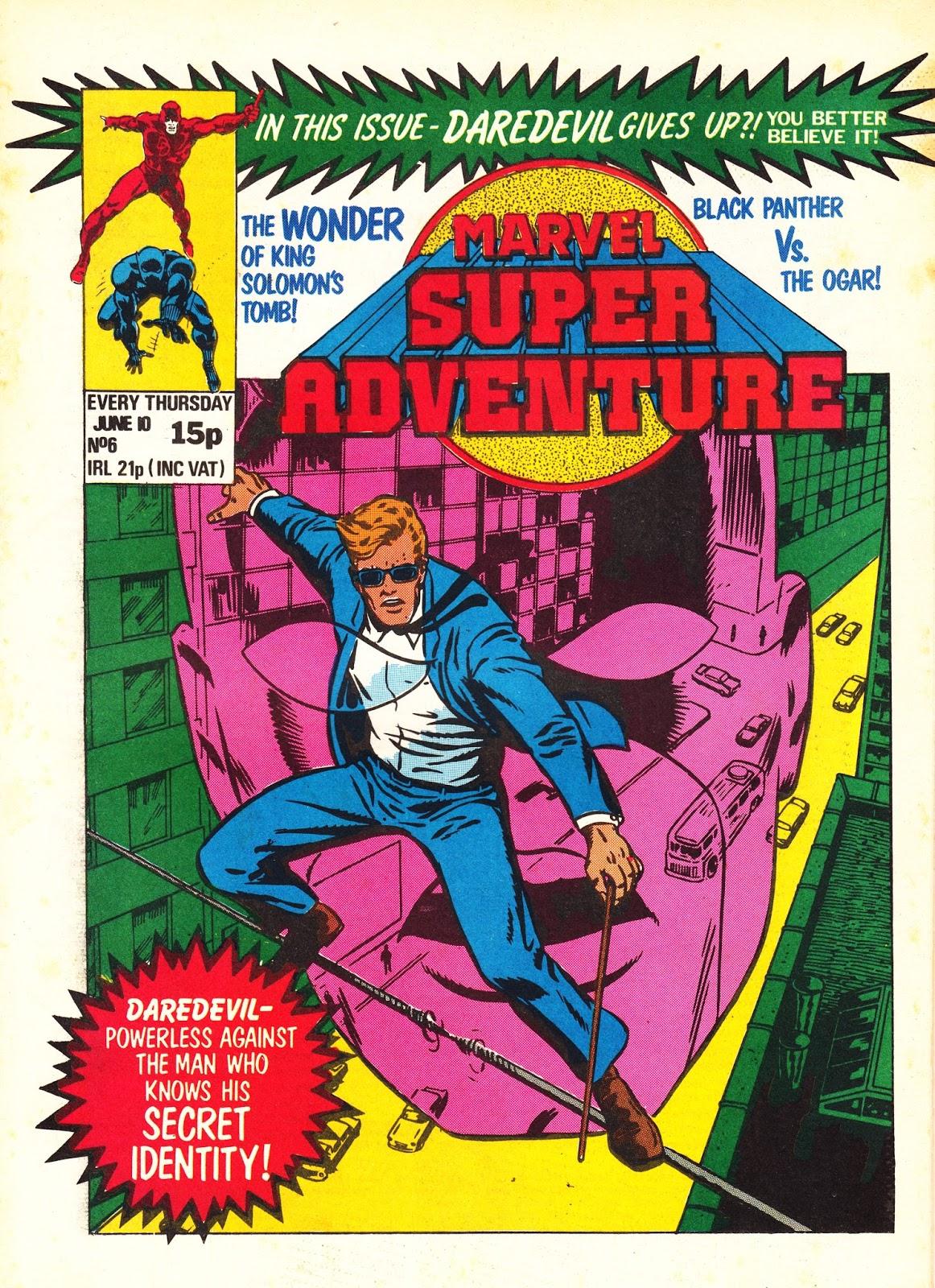 Adventure Marvel