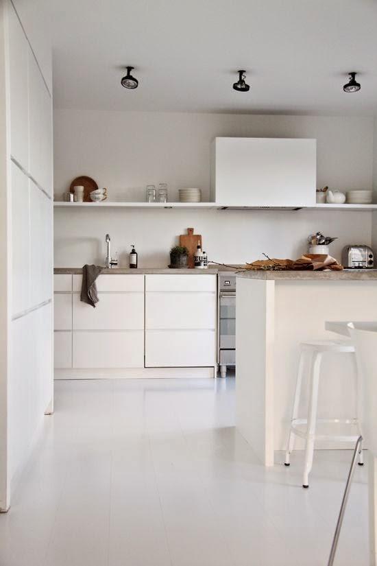 Azulejos Blancos Cocina Azulejos De Cocina Estilo Color