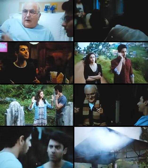Kapoor and Sons 2016 Hindi pDVDRip XviD 700MB movies365.in