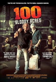 100 bloody acres ha sido dirigida por los hermanos Cairnes (Cameron y Colin)