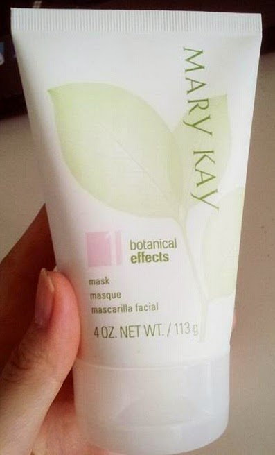 Mary kay botanical effect mask