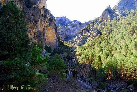 Nacimiento del río Borosa, Sierra de Cazorla, Andalucía