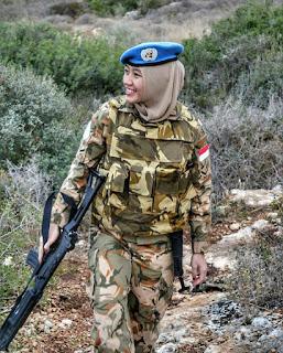 Tentara Perempuan Misi Perdamaian PBB