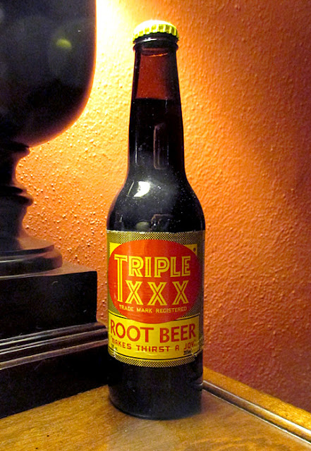 Triple XXX Root Beer