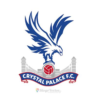 Crystal Palace F.C. Logo Vector