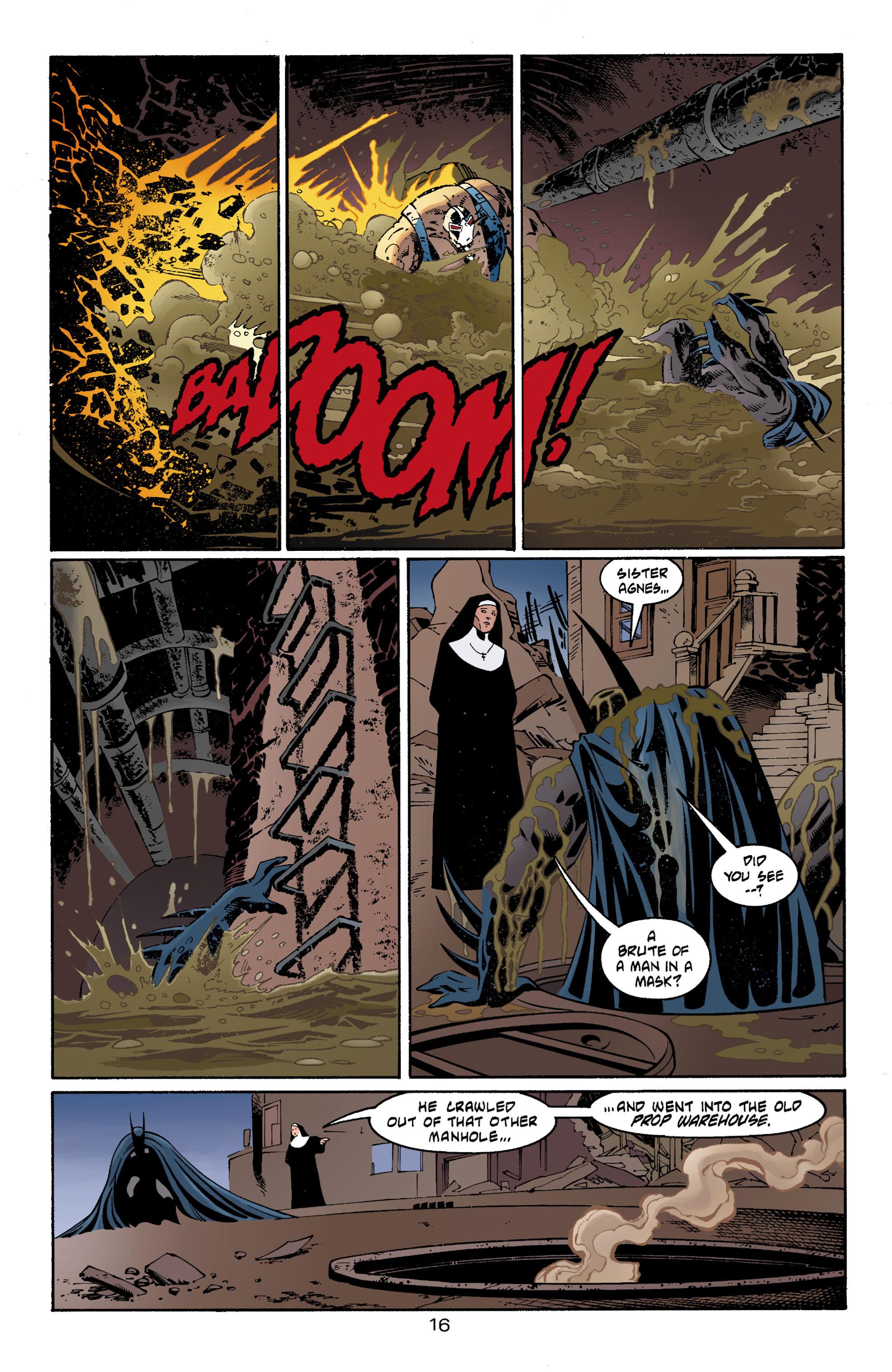 Detective Comics (1937) 736 Page 15