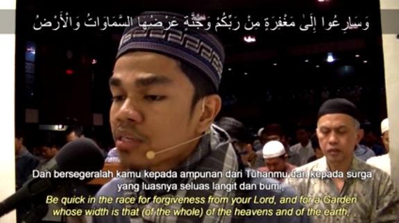 Muzammil Hasballah | Surah Ali 'Imron Ayat 133-138