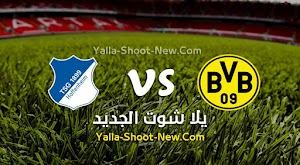 نتيجة مباراة بوروسيا دورتموند وهوفنهايم اليوم بتاريخ 27-06-2020 في الدوري الالماني