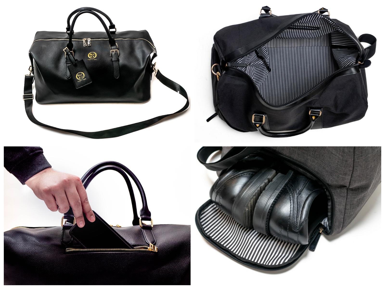 The Winston duffel bag