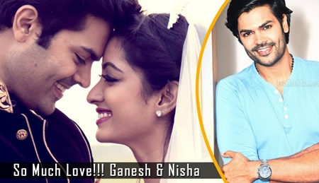 So Much Love!!! Ganesh & Nisha | Bigg Boss | Love Story