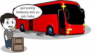 Mengapa Mahasiswa Rantau Sering Pulang Kampong?