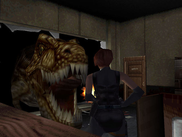 Dino Crisis Full Version