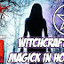 WITCHCRAFT & MAGICK IN HORROR 💀 Horror Addicts Live! w/ Yogi Deva Das