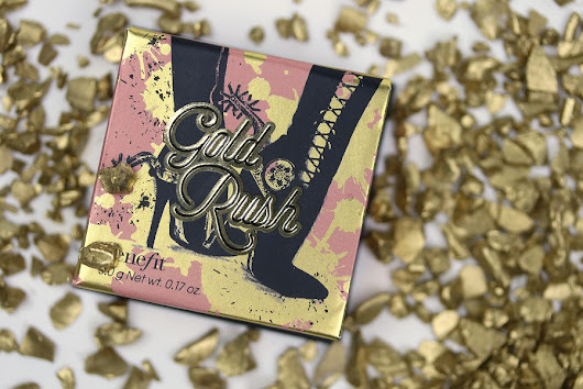 benefit Gold Rush Blush