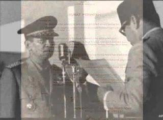 Isi SUPERSEMAR (Surat Perintah Sebelas Maret) 1966