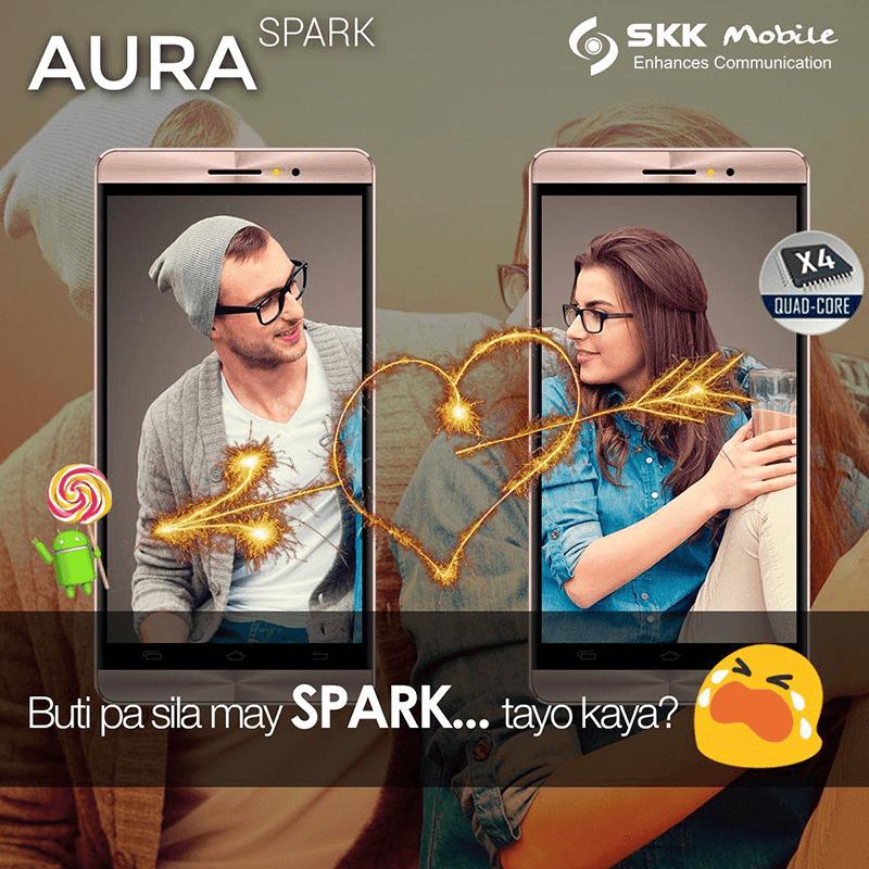 SKK Aura Spark teased