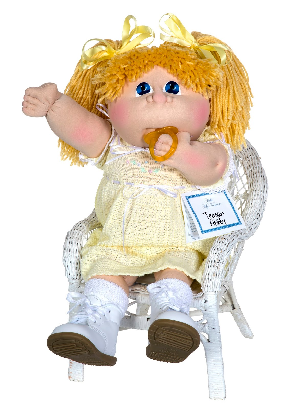 Weird, wacky and wild south: cabbage patch kids celebrate 35 years.