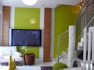 Cách ốp tường trong ngôi nhà hiện đại