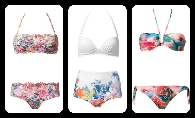 bikinis verano style calzedonia