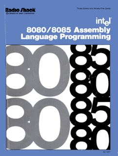 Intel 8080/8085 Assembly Language Programming