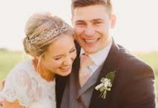 Ben Youngs's wife Charlotte Beardshaw