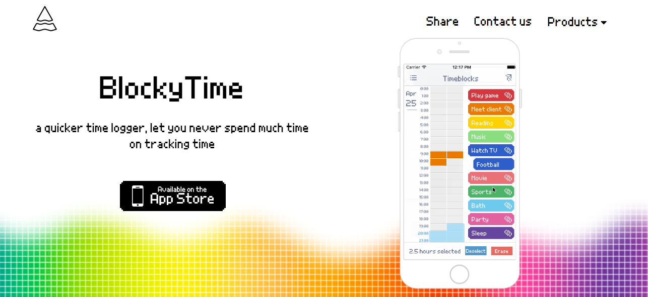 「時間塊」輕鬆追蹤與養成優質時間習慣 App,我的用法心得