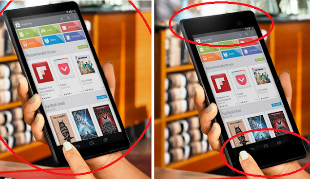 Google Nexus 8 Rumors and leaked images