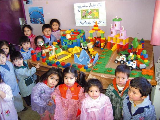 Periodo de la ni ez temprana desarrollo humano de la ni ez for Que es jardin de infancia