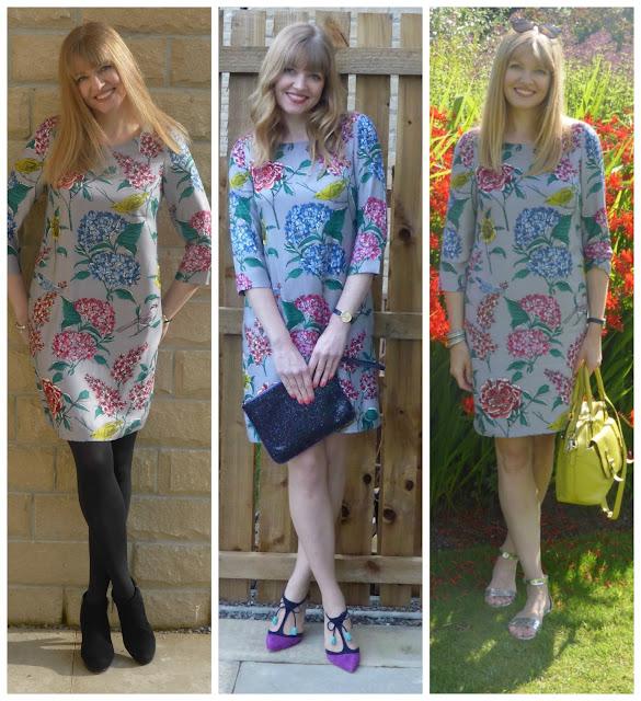 The Boden Eliza tunic dress