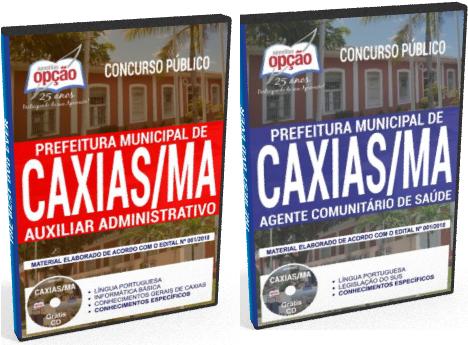 apostila-da-prefeitura-de-caxias-2018-auxiliar-administrativo