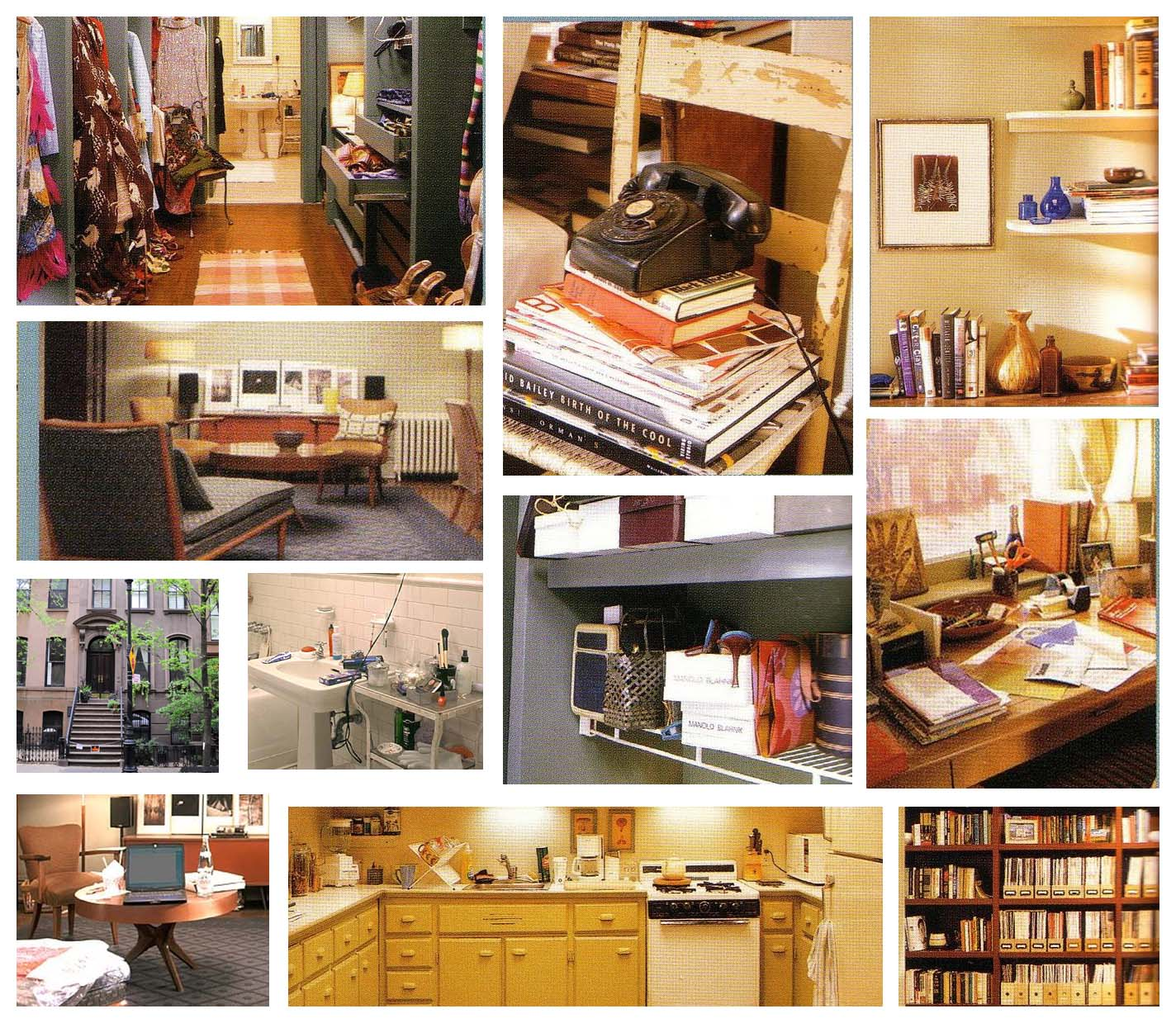 Carrie Bradshaw Apartment Address: Danielle Windass: Carrie Bradshaw's Apartment