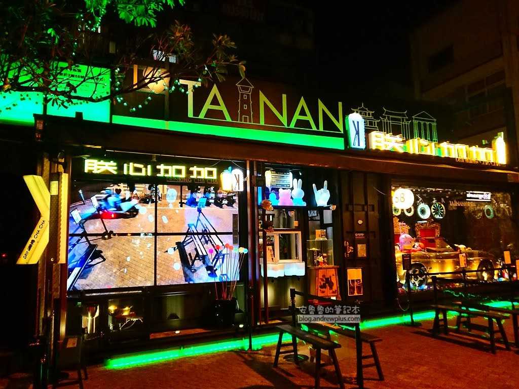 海安路逛街,台南景點,海安路好吃必吃
