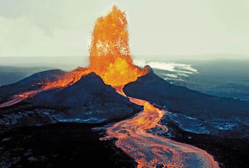 Kilauea – O vulcão mais ativo do mundo