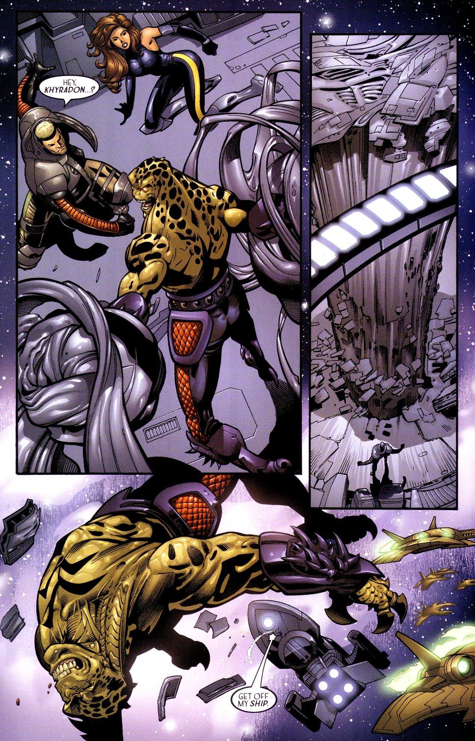 Read online Sigil (2000) comic -  Issue #16 - 14