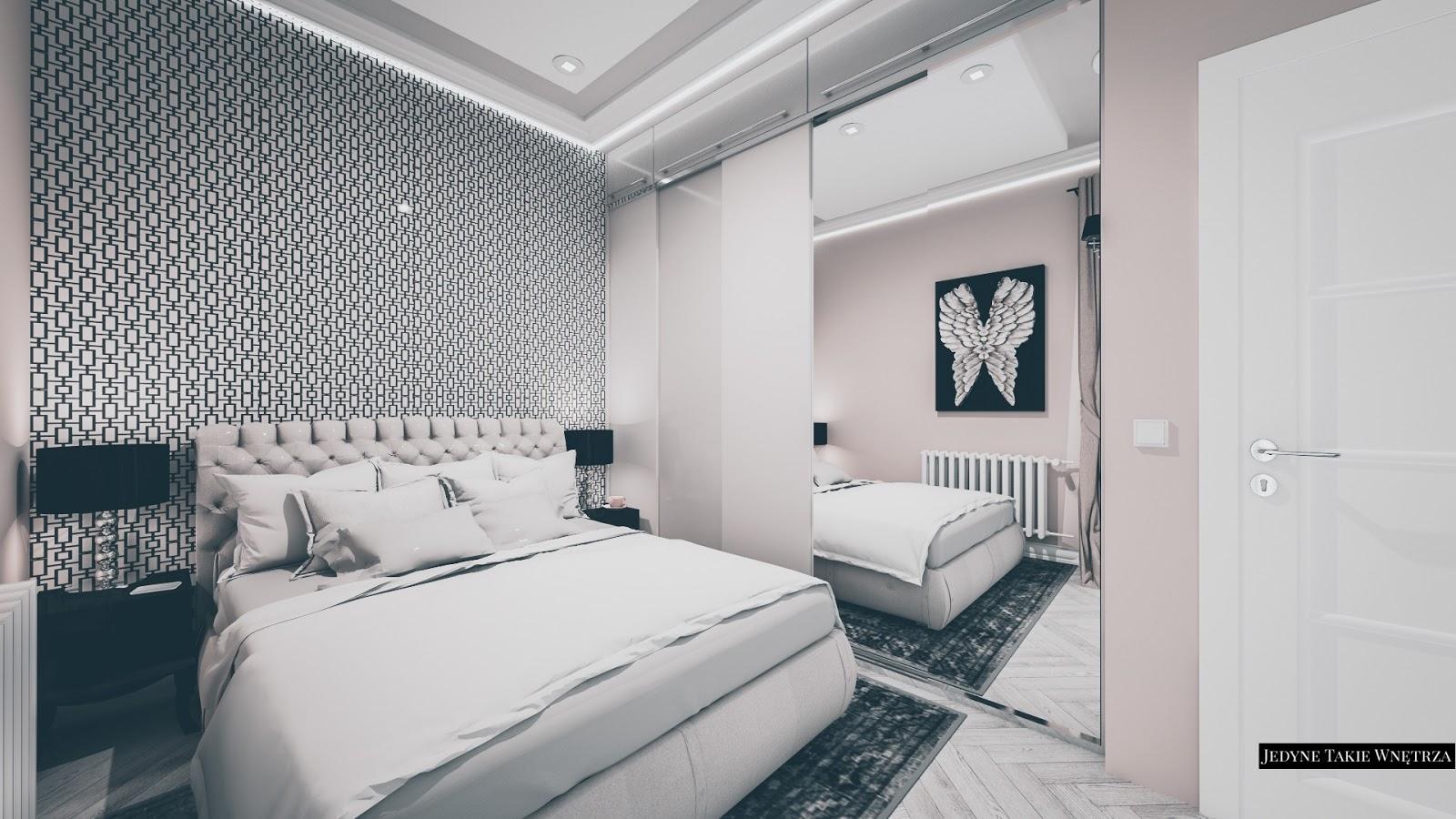 Tapeta w sypialni – pokaże twój styl
