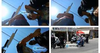 """Δημοσιογράφος απειλεί αστυνομικό και του λέει να…""""προσέχει"""" γιατί θα του τη """"φέρει"""" – Κατέληξε με βραχιολάκια στο Α.Τ Αλίμου [video]"""