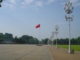 Park Ho Chi Minh Mausoleum