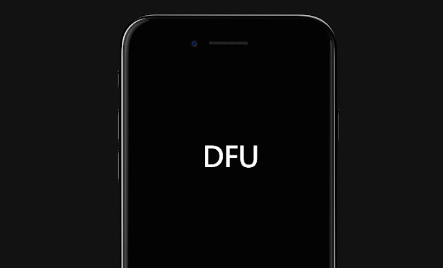 Easiest way to enter DFU mode in iPhone/iPad/iPod Touch