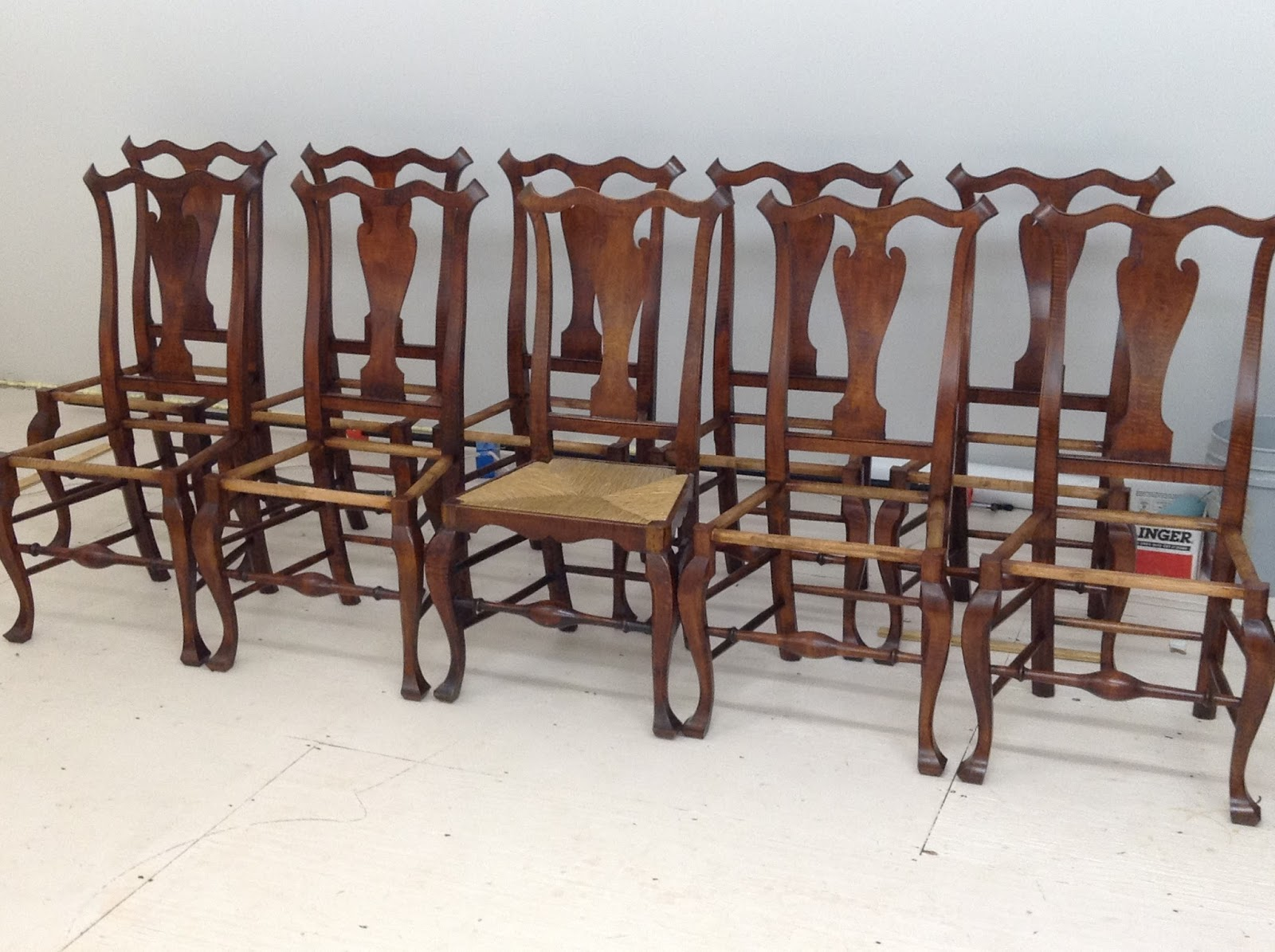 Pennsylvania Reproduction Chairs