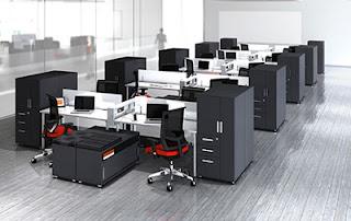 e5 Open Desking