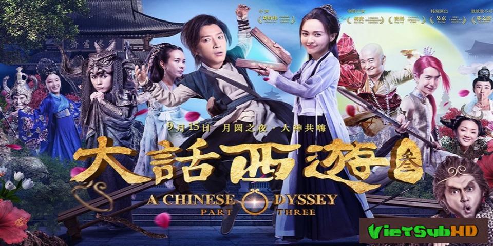Phim Đại Thoại Tây Du 3 VietSub HD | A Chinese Odyssey: Part Three 2016