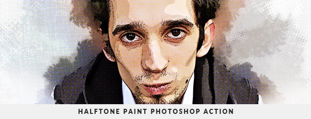 Grunge Painter Photoshop Action - 55