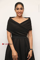 Actress Regina Candra Pos in Beautiful Black Short Dress at Saravanan Irukka Bayamaen Tamil Movie Press Meet  0022.jpg