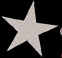 Estrela prata