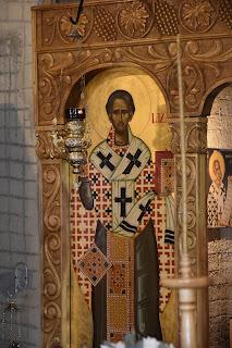 Sambata lui Lazar, Hramul Manastirii Cristorel