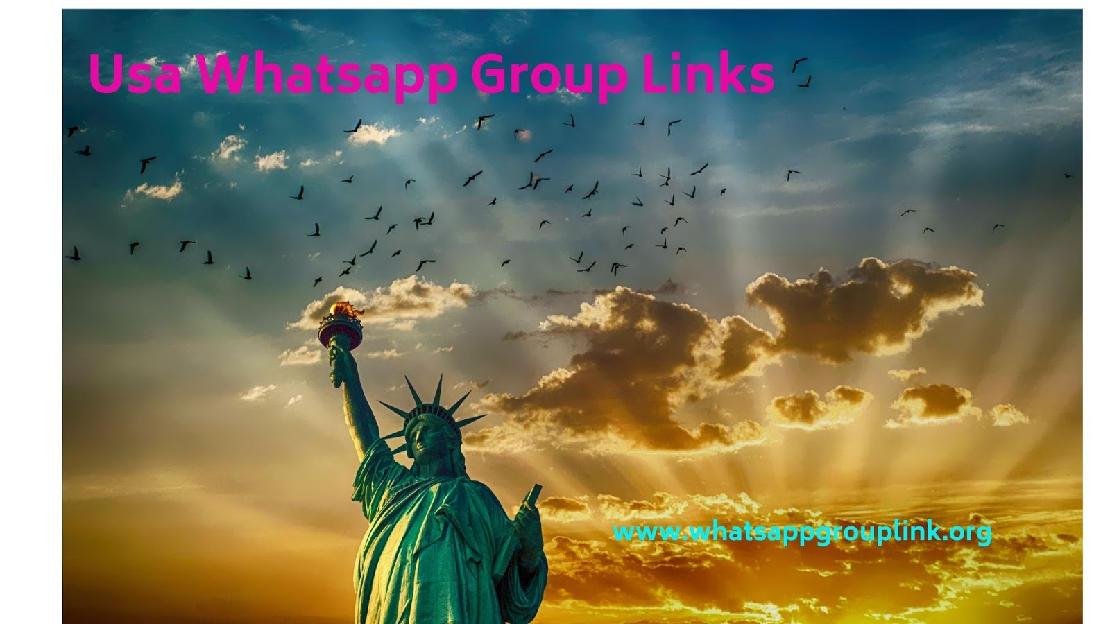 Whatsapp Group Link: Usa Whatsapp Group Links